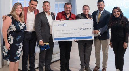MONAT Gratitude Initiative Gives Back to Veterans